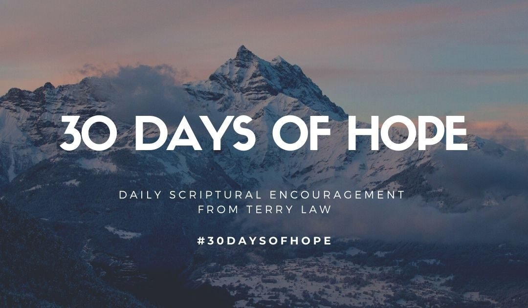Hope 30 Day 29